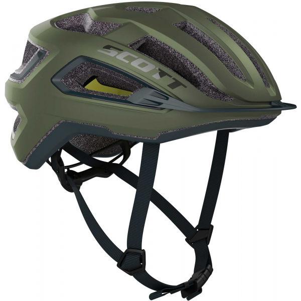 Scott ARX PLUS zelená (59 - 61) - Cyklistická prilba