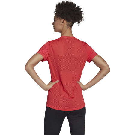 Women's T-shirt - adidas D2M LO TEE - 7