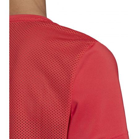 Women's T-shirt - adidas D2M LO TEE - 9