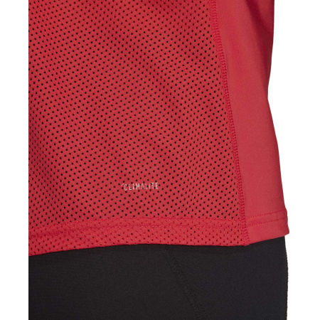 Women's T-shirt - adidas D2M LO TEE - 10