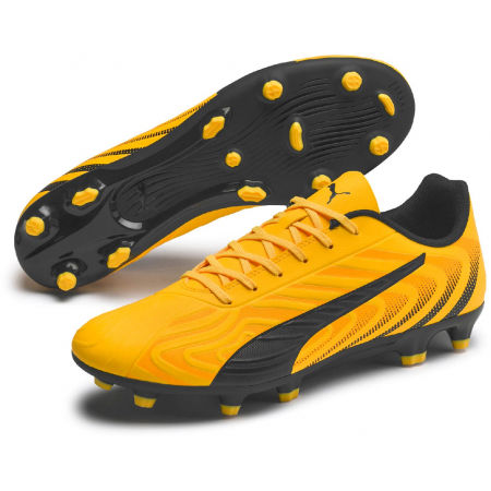 Men's football shoes - Puma ONE 20.4 FG/AG - 1