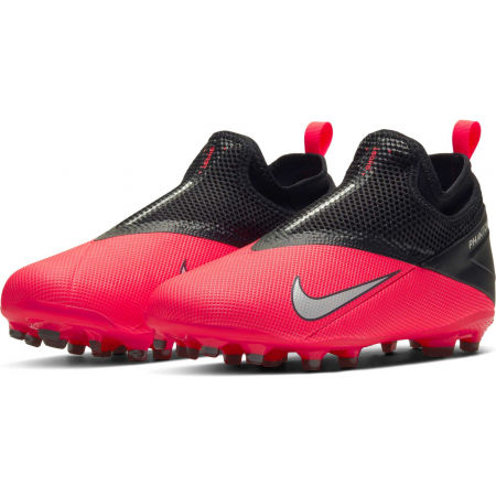 Kids' football boots - Nike JR PHANTOM VISION 2 ACADEMY DF FGMG - 3