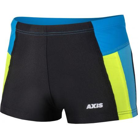 Chlapčenské plavecké šortky - Axis NOHAVIČKOVÉ CHLAPČENSKÉ PLAVKY - 1