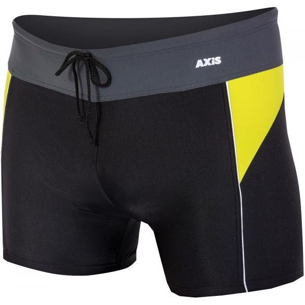 Axis FÉRFI ÚSZÓNADRÁG fekete 56 - Férfi úszónadrág