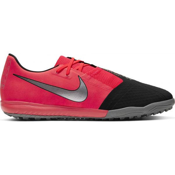 Nike PHANTHOM VENOM ACADEMY TF čierna 7.5 - Pánska halová obuv