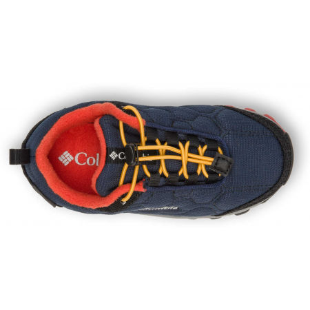 Detská outdoorová obuv - Columbia FIRECAMP SLEDDER 3 WP - 4
