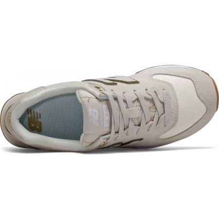 Women's leisure shoes - New Balance WL574SOA - 2