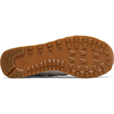 Women's leisure shoes - New Balance WL574SOA - 3