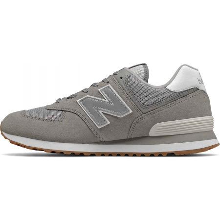 Pánska voľnočasová obuv - New Balance ML574SPU - 2