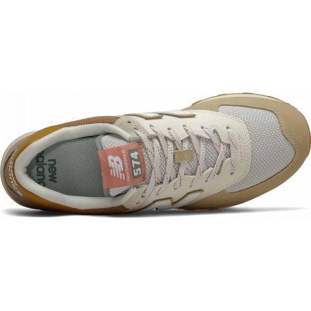 Pánska voľnočasová obuv - New Balance ML574SOT - 2