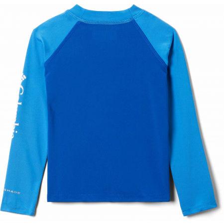 Children's T-shirt - Columbia SANDY SHORES LONG SLEEVE SUNGUARD - 2