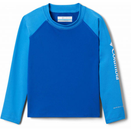 Columbia SANDY SHORES LONG SLEEVE SUNGUARD - Detské tričko