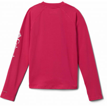 Detské tričko - Columbia SANDY SHORES LONG SLEEVE SUNGUARD - 2