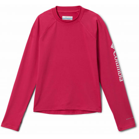 Columbia SANDY SHORES LONG SLEEVE SUNGUARD - Tricou pentru copii