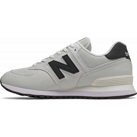 Pánska voľnočasová obuv - New Balance ML574SUW - 2