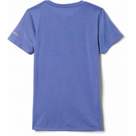 Detské tričko - Columbia RANCO LAKE SHORT SLEEVE TEE - 2