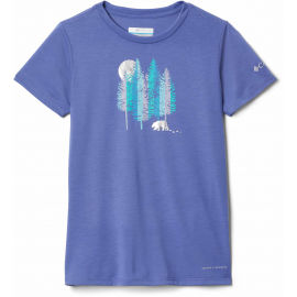 Columbia RANCO LAKE SHORT SLEEVE TEE - Dětské triko