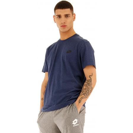Pánske tričko - Lotto DINAMICO II TEE BS MEL CO - 4