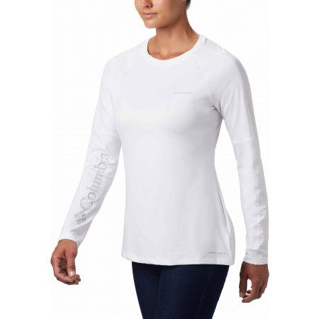 Dámske športové tričko - Columbia WINDGATES LS TEE - 2