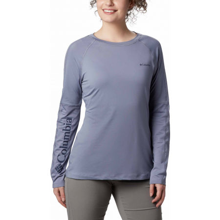 Columbia WINDGATES LS TEE - Women's sports T-shirt