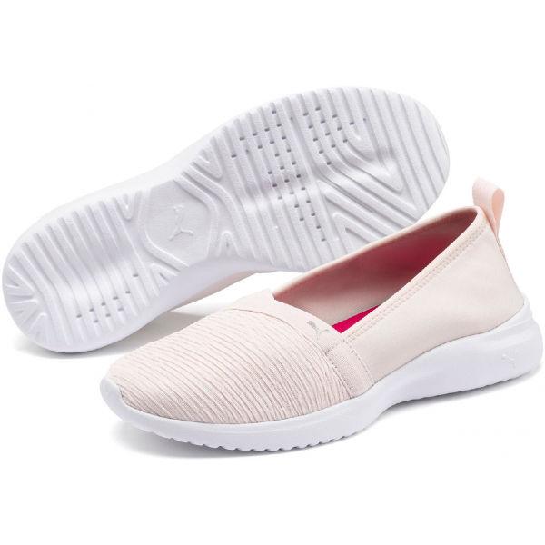 Puma ADELINA fehér 7 - Női szabadidő cipő