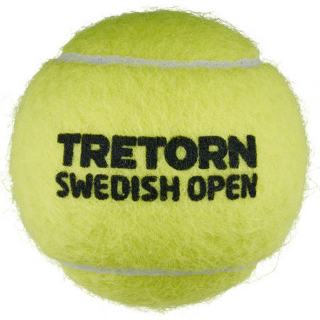 Tennis balls - Tretorn SWEDISH OPEN 4 - 2