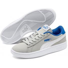 Puma SMASH V2 BUCK JR - Chlapčenská obuv na voľný čas