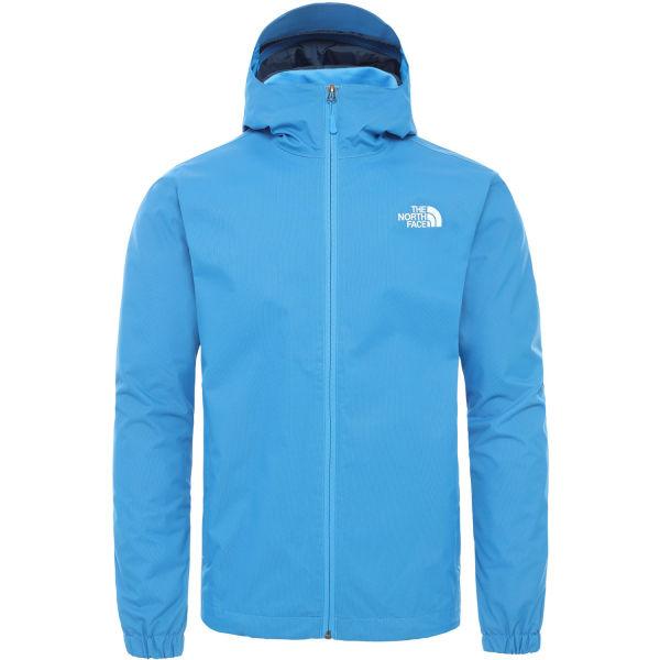 The North Face QUEST JACKET modrá M - Pánska bunda