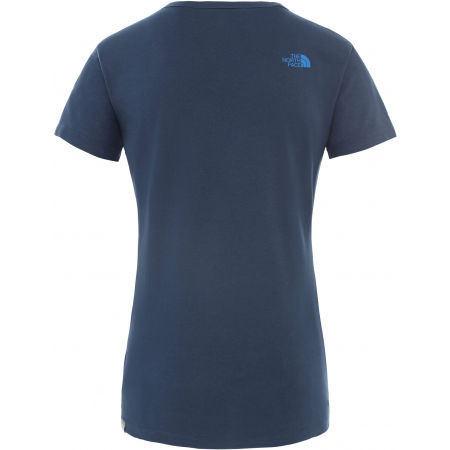 Damen Shirt - The North Face SIMPLE DOM TEE - 2