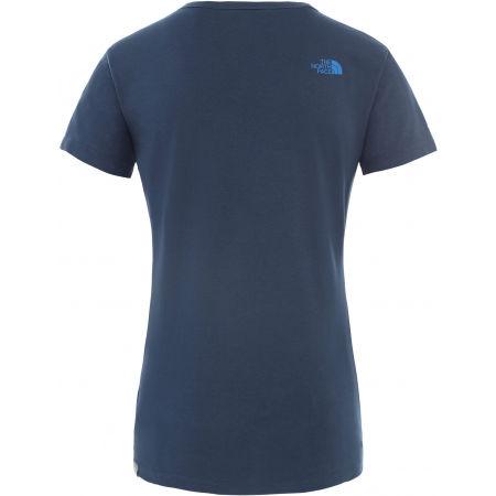 Дамска тениска - The North Face SIMPLE DOM TEE - 2
