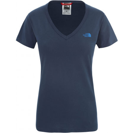 Damen Shirt - The North Face SIMPLE DOM TEE - 1