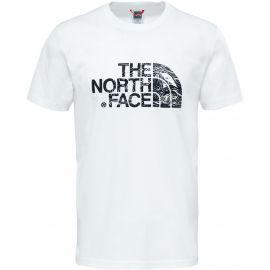The North Face WOOD DOME TEE - Tricou bărbați