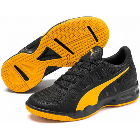 Kids' volleyball shoes - Puma AURIZ JR - 1
