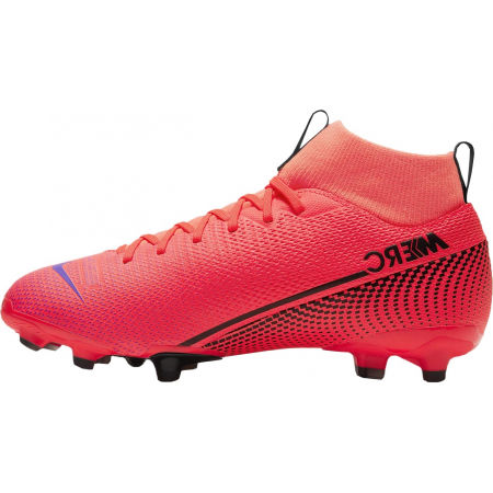 Ghete de fotbal copii - Nike JR MERCURIAL SUPERFLY 7 ACADEMY FG/MG - 2