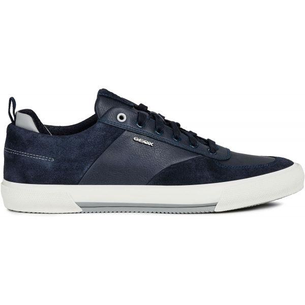 Geox U KAVEN tmavě modrá 40 - Pánská volnočasová obuv