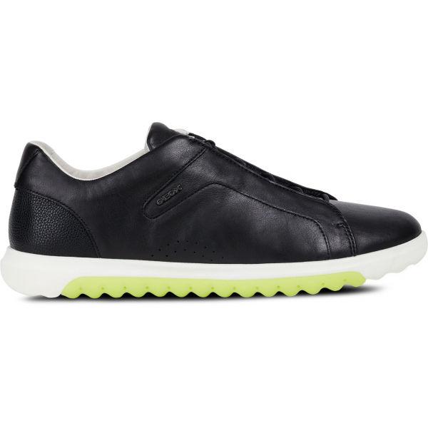 Geox U NEXSIDE černá 43 - Pánská volnočasová obuv