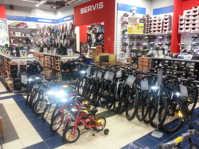 SPORTISIMO BRATISLAVA - Obchodné Centrum Danubia