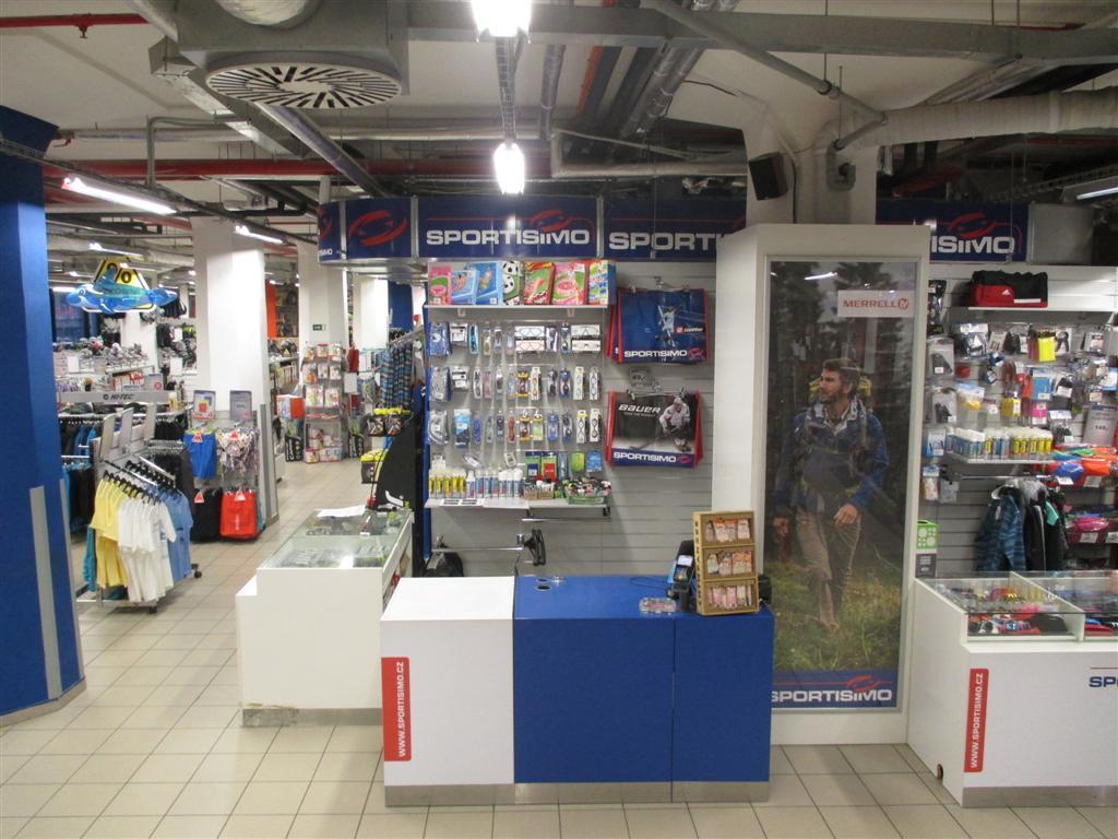 SPORTISIMO České Budějovice : IGY Centrum
