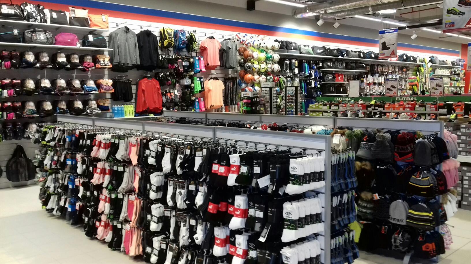 SPORTISIMO Liptovský Mikuláš - Retail Park