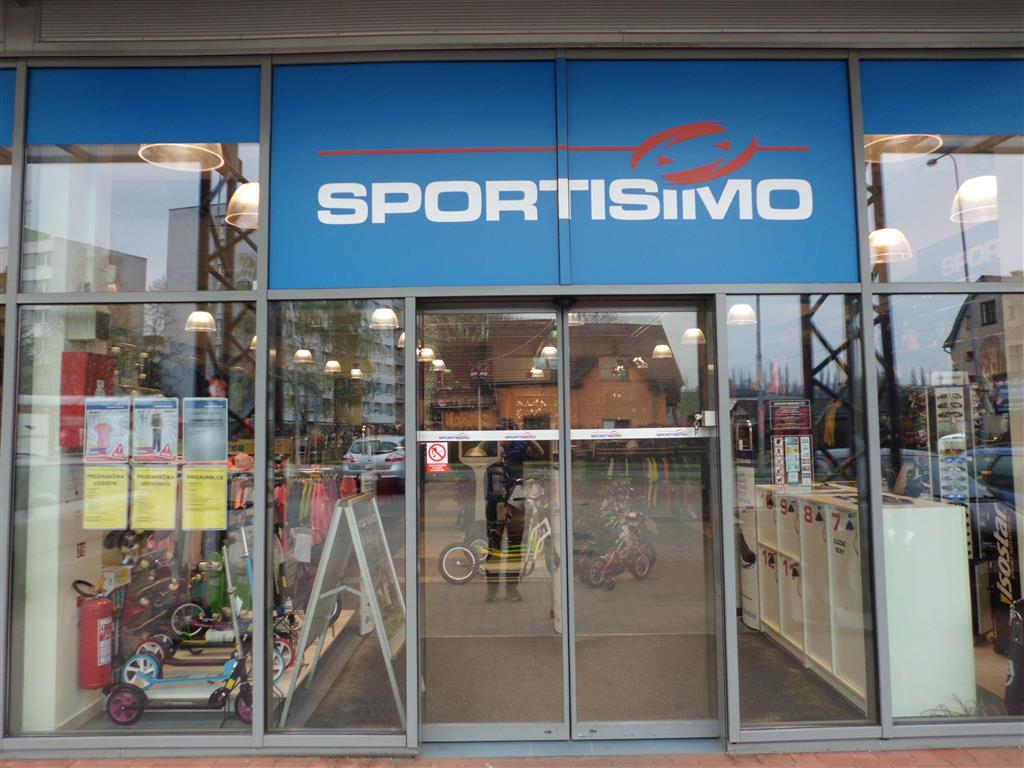 SPORTISIMO Trutnov : Family Center