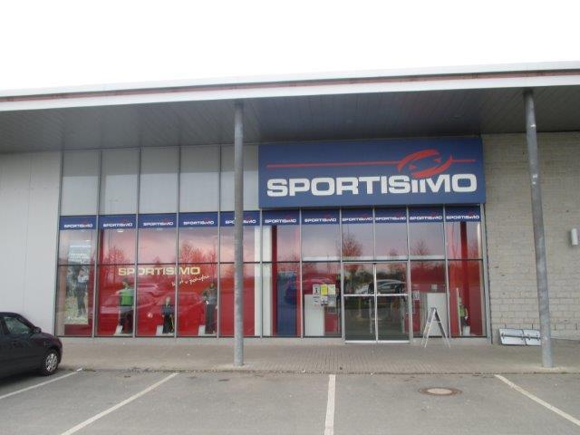 SPORTISIMO Plzeň : OC Berounka Park