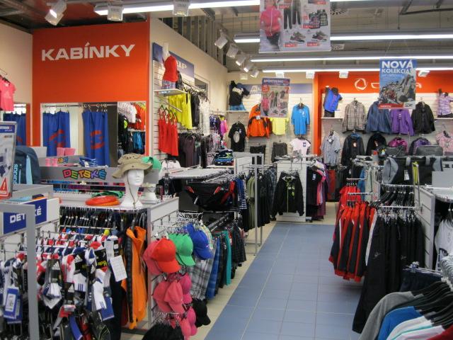 SPORTISIMO PRIEVIDZA - KORZO shopping park
