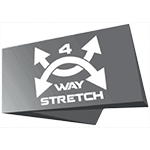 Nylon stretch - 4 way stretch