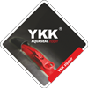 YKK waterproof zipy