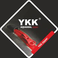 YKK waterproof zipper